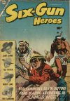Cover For Six Gun Heroes 26