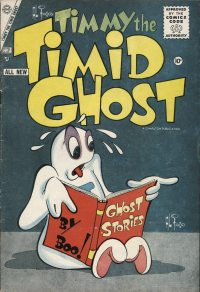 Large Thumbnail For Timmy the Timid Ghost #3