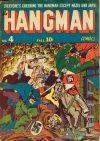 Cover For Hangman Comics 4