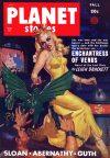 Cover For Planet Stories v4 4 Enchantress of Venus Leigh Brackett