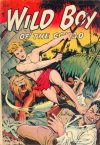 Cover For Wild Boy of the Congo 12