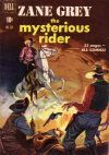 Cover For 0301 Zane Grey's The Mysterious Rider