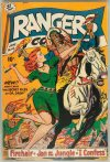 Cover For Rangers Comics 47