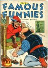 Cover For Famous Funnies 94