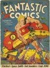 Cover For Fantastic Comics 5 (paper/1fiche)