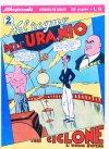 Cover For Ciclone 2 Nel Regno Dell Uranio