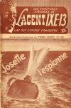 Cover For L'Agent IXE 13 v2 129 Josette l'espionne
