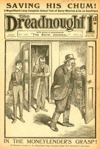 Large Thumbnail For The Dreadnought 144 - Saving his Chum!