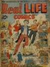 Cover For Real Life Comics 1