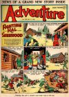 Cover For Adventure 1305