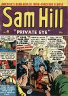 Cover For Sam Hill Private Eye 4