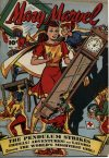 Cover For Mary Marvel 23