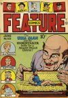 Cover For Feature Comics 123