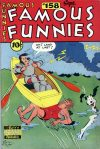 Cover For Famous Funnies 158