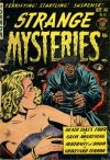 Cover For Strange Mysteries 13