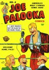 Cover For Joe Palooka Comics 4