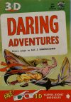 Cover For Daring Adventures 1 3D