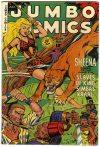 Cover For Jumbo Comics 129