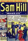 Cover For Sam Hill Private Eye 2