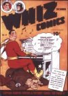Cover For Whiz Comics 49 (fiche)