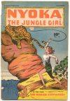 Cover For Nyoka the Jungle Girl 13
