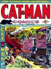 Cover For Cat Man Comics 5