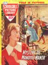 Cover For Schoolgirls' Picture Library 56 Mystery of Mandyke Manor