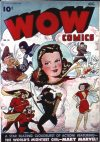 Cover For Wow Comics 28 (fiche)