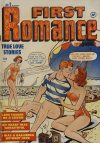 Cover For First Romance Magazine 1