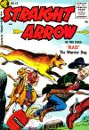 Cover For Straight Arrow 43
