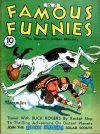 Cover For Famous Funnies 76