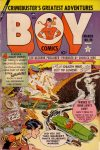 Cover For Boy Comics 99