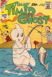 Large Thumbnail For Timmy the Timid Ghost #33