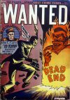 Cover For Wanted Comics 34