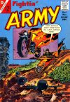 Cover For Fightin' Army 53