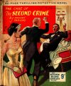 Cover For Sexton Blake Library S3 314 The Case of the Second Crime