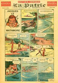 Large Thumbnail For La Patrie - Section Comique (1944-08-20)