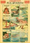 Cover For La Patrie Section Comique (1944 8 20)