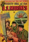 Cover For Monty Hall of the U.S. Marines 3