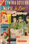 Cover For Cynthia Doyle, Nurse in Love 69