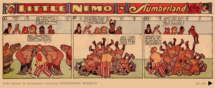 Comic Book Cover For Little Nemo in Slumberland - Unknown Strip 1