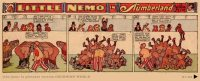 Large Thumbnail For Little Nemo in Slumberland - Unknown Strip 1