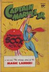 Cover For Captain Marvel Jr. 57