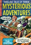 Cover For Mysterious Adventures 19