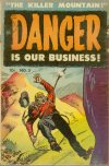 Cover For Danger Is Our Business 3