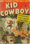 Cover For Kid Cowboy 11