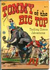 Cover For Tommy of the Big Top 11