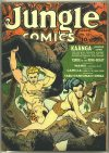 Cover For Jungle Comics 32