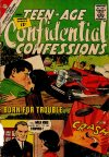 Cover For Teen Age Confidential Confessions 13
