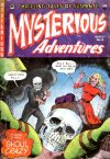 Cover For Mysterious Adventures 15